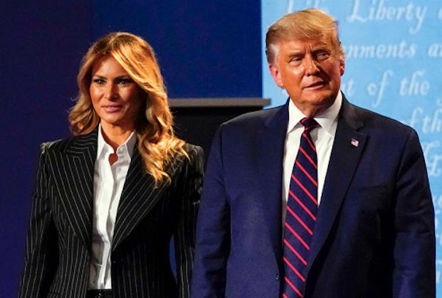 Le président Trump et la première dame testés positifs pour le coronavirus