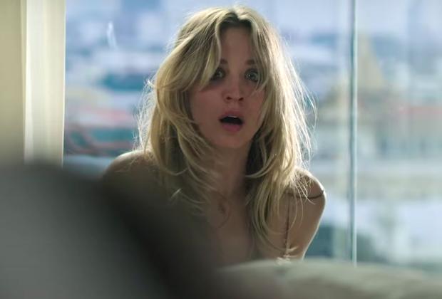 L'hôtesse de l'air de Kaley Cuoco a un branchement toxique dans la remorque HBO Max
