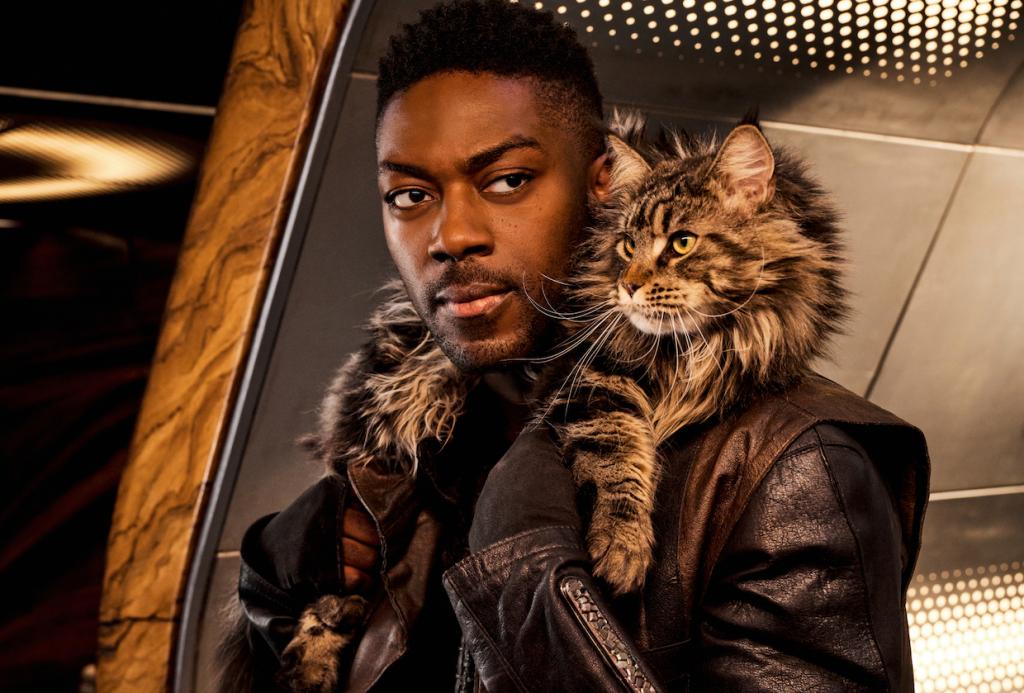 Star Trek: Discovery EP répond à nos questions brûlantes sur Breakout Star de la saison 3: Grudge the Cat