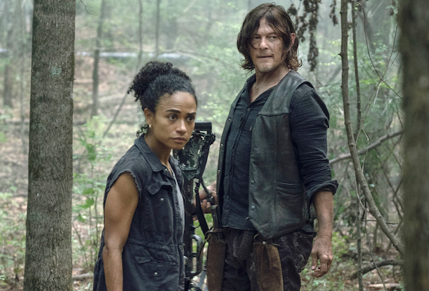 The Walking Dead Showrunner rappelle aux fans de 'Donnie' que Daryl n'a toujours pas abandonné l'espoir que Connie est vivante