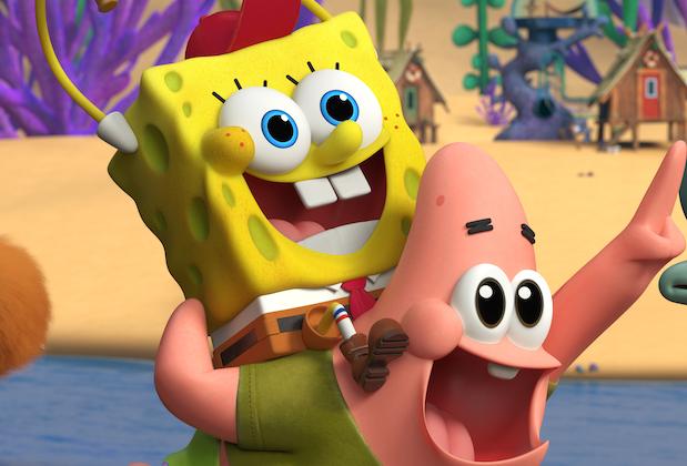 Un tout petit Bob l'éponge et ses amis assistent à Kamp Koral dans le premier regard de la nouvelle série