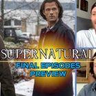 Vidéo surnaturelle: Jensen Ackles et Jared Padalecki prévisualisent les hochements de tête des derniers épisodes - Regardez