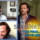 Vidéo surnaturelle: Jensen Ackles et Jared Padalecki réfléchissent au dernier jour de tournage `` lourd ''