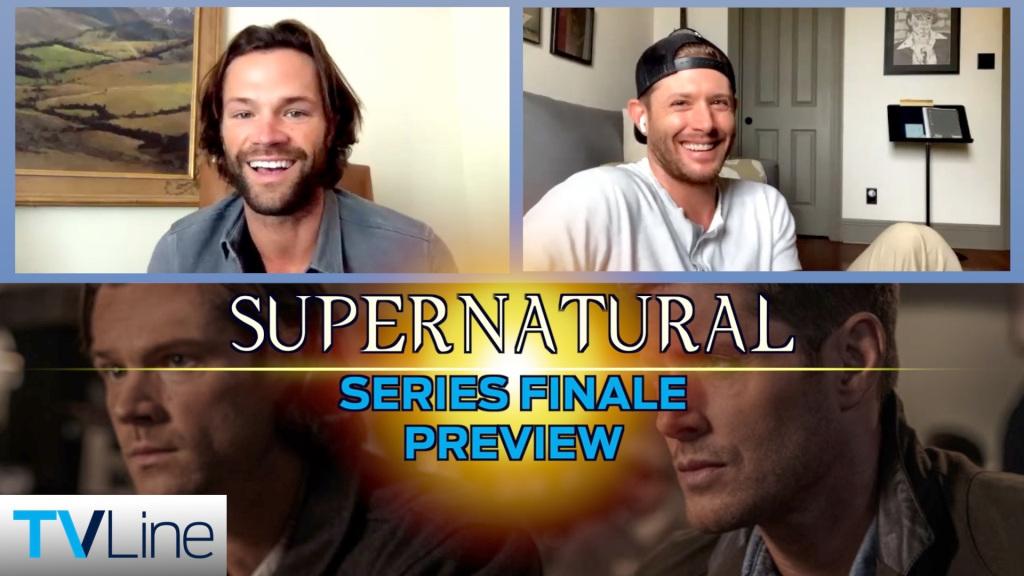 Vidéo surnaturelle: Jensen Ackles et Jared Padalecki taquinent la fin de Dean et Sam, parlent du dernier jour « bizarre » sur le plateau