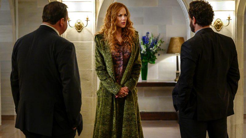 Nicole Kidman de The Undoing brise la journée « horrible et horrible » de Grace: « J'étais assez tendue »