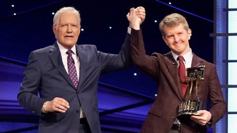 Ken Jennings sur son nouveau «Jeopardy!»  Rôle et ce que c'est vraiment de travailler avec Alex Trebek