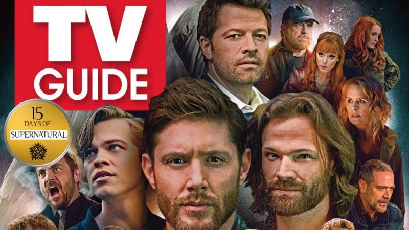 Adieu à la troisième journée « Supernatural »: premier aperçu du numéro spécial du magazine TV Guide (PHOTO)