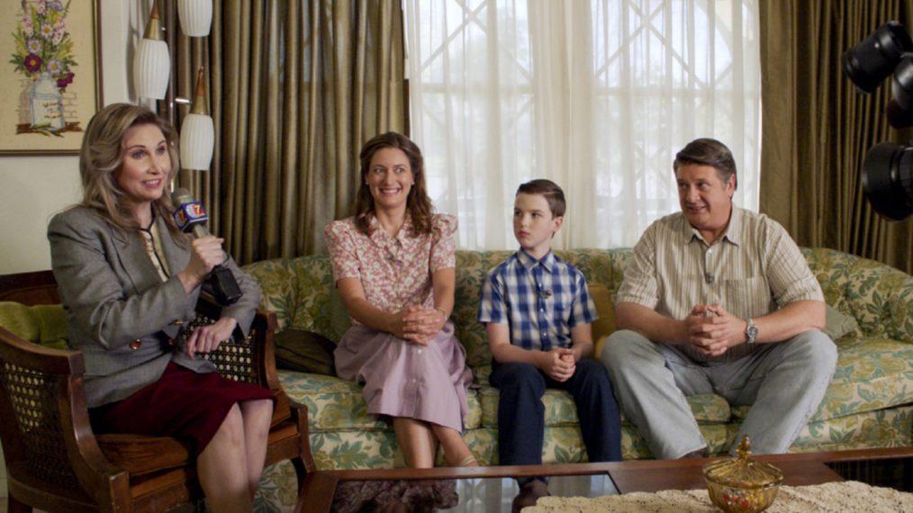 Demandez à Matt: « La nouvelle fille de Housewife », Young Sheldon, « Superstore », « This Is Us » Twist & More