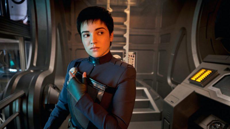 Star Trek: le Blu del Barrio de Discovery sur l'évolution d'Adira et l'aide à l'équipage