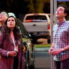 America Ferrera quitte Superstore: les EP décomposent la grande décision `` émotionnelle '' d'Amy et Jonah dans le 100e épisode
