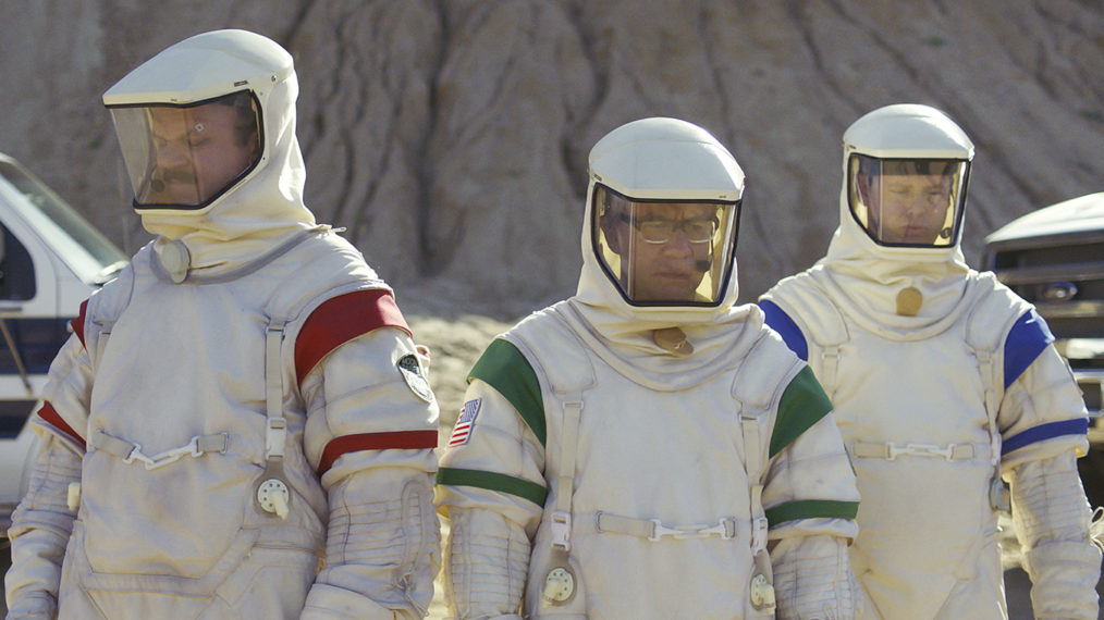 Roush Review: « Moonbase 8 » de Showtime a trop de mauvaises choses