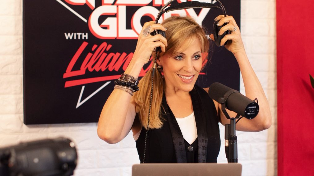 Lilian Garcia sur Returning Home & 'Chasing Glory' sur WWE Network