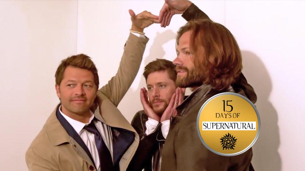 Adieu au jour 8 « surnaturel »: le meilleur des moments d'initiés de la télévision avec les gars (VIDEO)