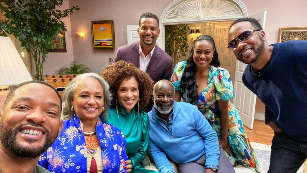 Will Smith présente la bande-annonce de «  The Fresh Prince of Bel-Air Reunion  » (VIDEO)