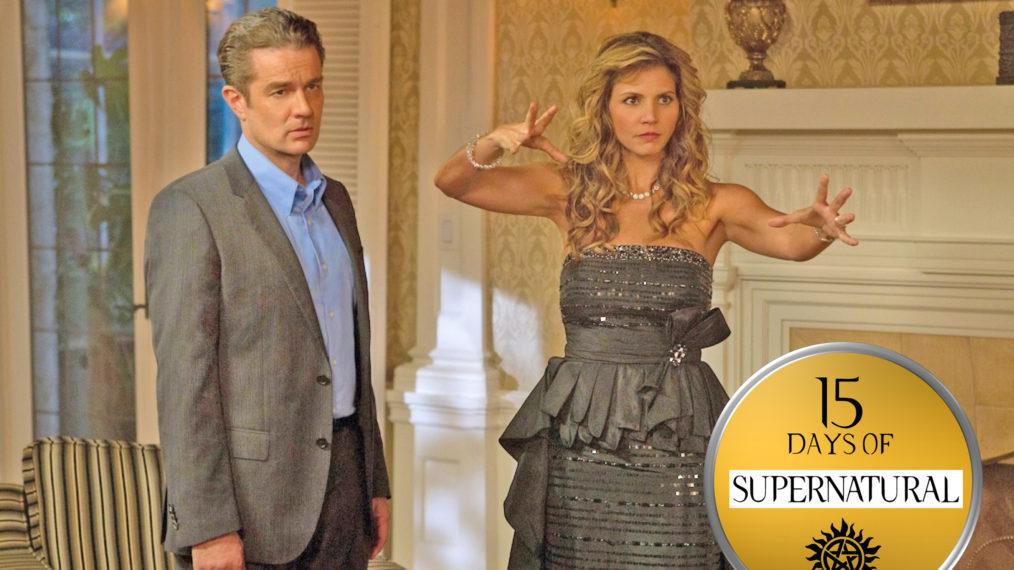 Adieu au jour 14 du « SPN »: le moment « SPN » de James Marsters et une mauvaise évaluation de sa co-star de « Buffy »