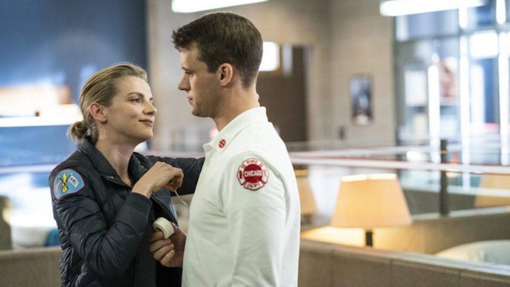 «Chicago Fire»: est-ce enfin le bon moment pour Casey & Brett?  (RÉSUMER)