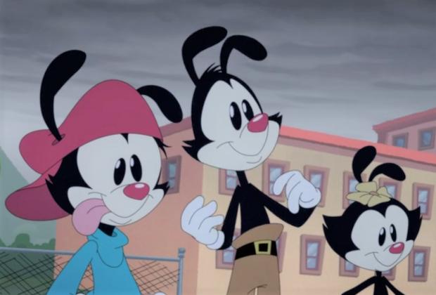 Redémarrage des Animaniacs de Hulu: notez-le!