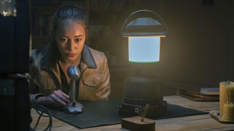 Questions et réponses: EPs 'Fear the Walking Dead' sur Taxidermy Walkers, le rôle croissant de Morgan, le chat!  & Plus