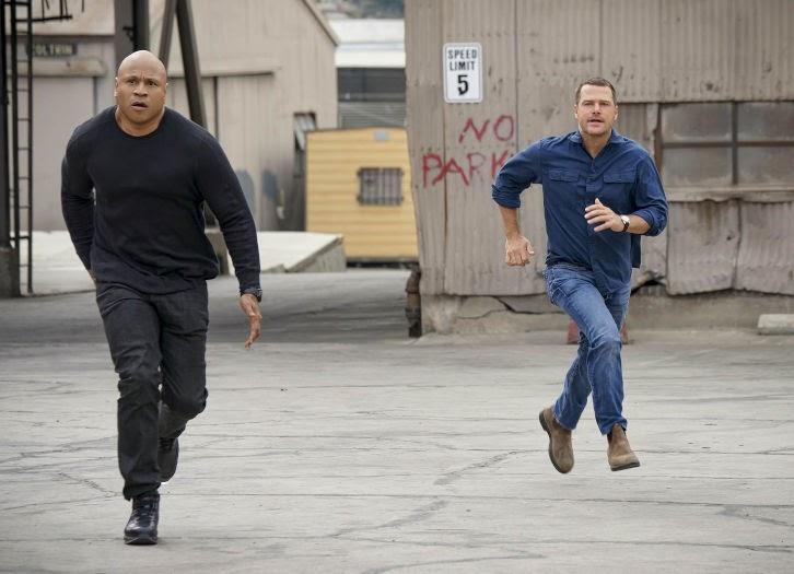 NCIS: Episode Los Angeles – Episode 12.04 – Cash Flow – Communiqué de presse