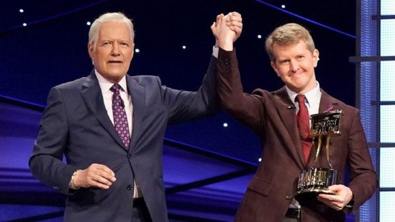 Ken Jennings sera l'hôte invité de 'Jeopardy!'