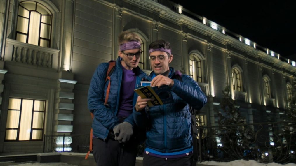 « The Amazing Race »: Will et James lancent la première méga étape dans Sneak Peek (VIDEO)