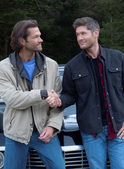 Happily Ever After - Supernatural saison 15 épisode 20