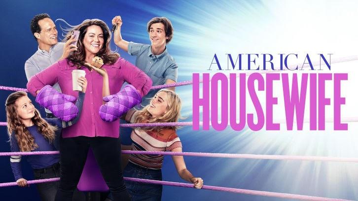 American Housewife – Episode 5.04 – Homeschool Sweet Homeschool – Communiqué de presse