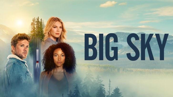 Big Sky – Episode 1.05 – Une bonne journée pour mourir – Communiqué de presse