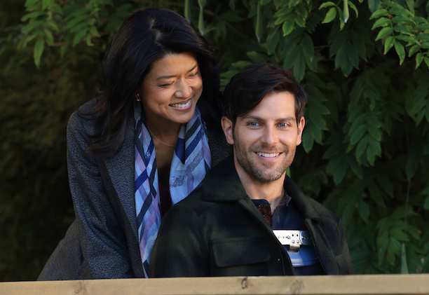 David Giuntoli, A Million Little Things, brise la «  justice karmique  » d'Eddie