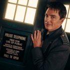 Doctor Who: John Barrowman ramène le capitaine Jack pour un spécial vacances