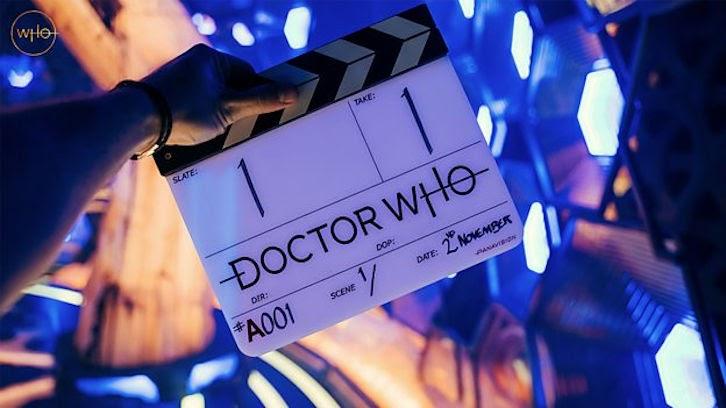 Doctor Who – Saison 13 – Le tournage commence – Communiqué de presse