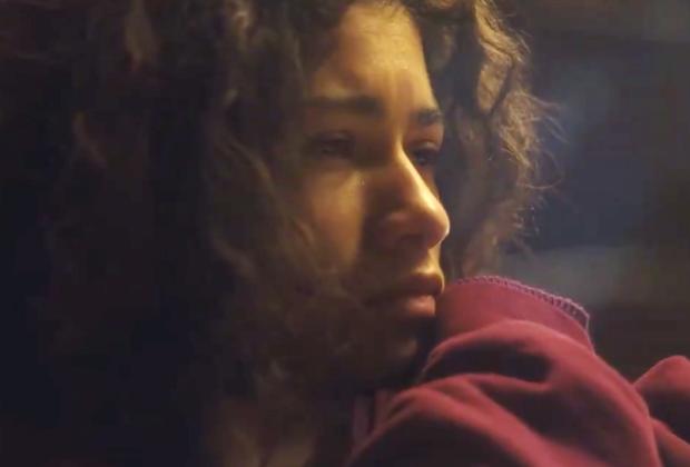 Euphoria's Rue se lamente de laisser Jules partir dans la bande-annonce spéciale de Noël