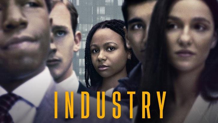 Industrie – Épisodes restants à sortir tôt sur HBO Max