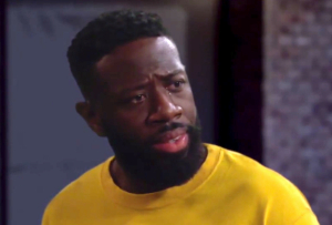 Sheaun McKinney dans la première de la saison 3 de `` The Neighborhood ''