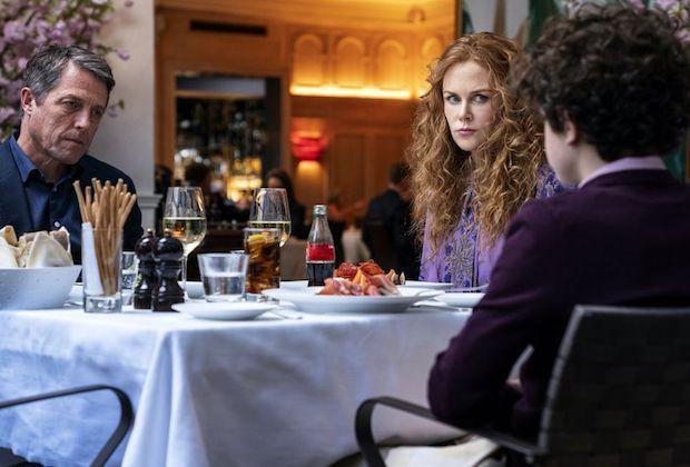 L'annulation: Nicole Kidman réagit à la fin de la torsion de l'avant-dernier épisode
