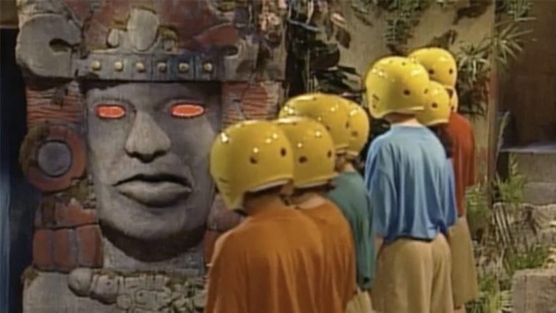 « Légendes du temple caché »: 10 faits amusants sur l'infâme jeu télévisé de Nick