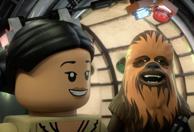 Les chronologies de Star Wars se heurtent de manière hilarante (Baby Yoda et l'OG!) Dans la bande-annonce spéciale de LEGO