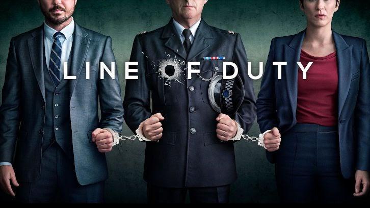 Line of Duty – Saison 6 – Tournage Wraps + Premier regard sur Kelly Macdonald en tant que DCI Joanne Davidson