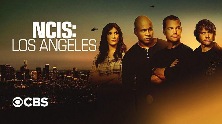 NCIS: Los Angeles – Episode 12.16 – Signes of Change – Communiqué de presse