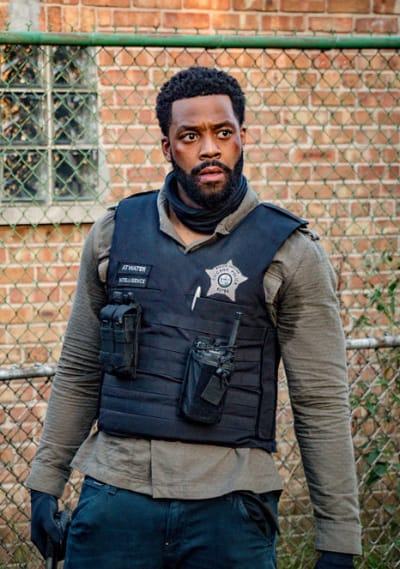 Atwater contre la police - Chicago PD Saison 8 Episode 2