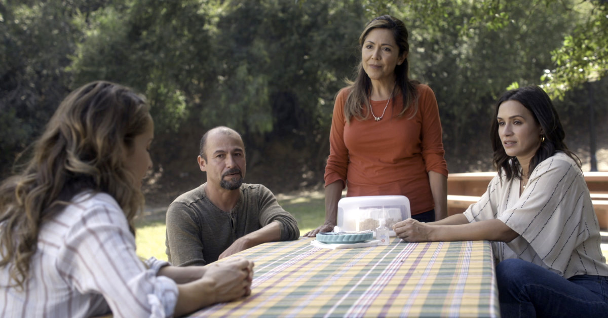 Station 19 saison 4 épisode 2 Andy Family