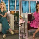 Amanda Kloots et Elaine Welteroth rejoignent `` The Talk '' en tant que co-animatrices de la saison 11