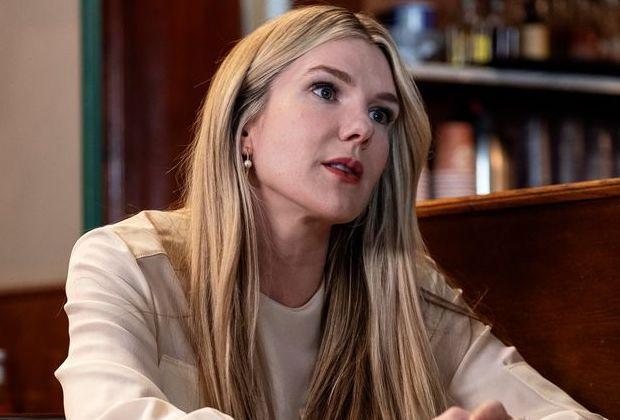 Lily Rabe de The Undoing sur ces théories folles de Sylvia, convoiter les manteaux de Grace et tomber amoureux de Nicole Kidman