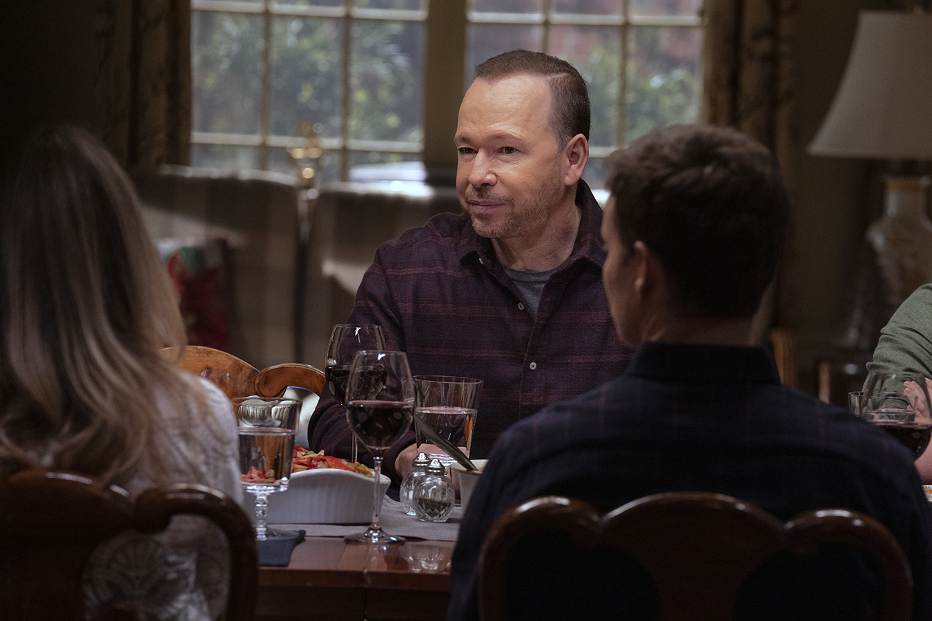 Donnie Wahlberg Blue Bloods Danny Reagan