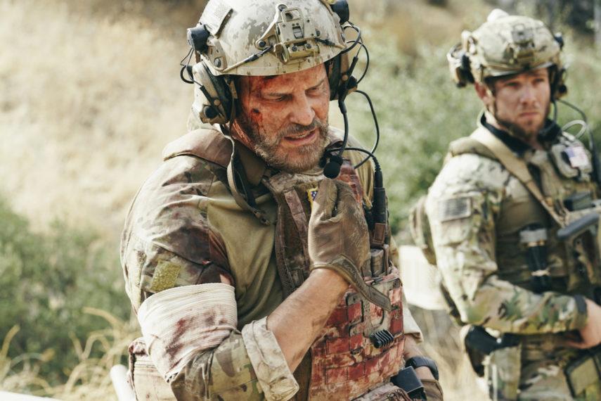 David Boreanaz SEAL Team Saison 4 Episode 1 Jason Hayes Team