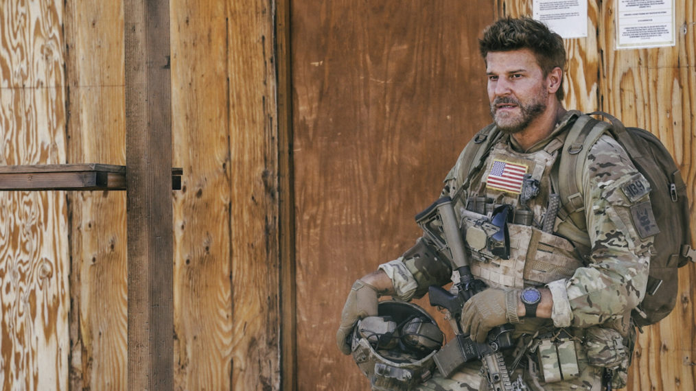 David Boreanaz de l'équipe SEAL sur la grande décision de Jason: « Je ne sais pas s'il va le faire »