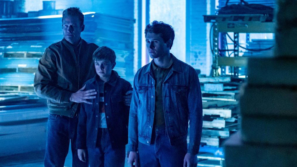Les Hardy Boys de Hulu en avant-première sur l'histoire de Dark Origin de Family of Sleuths