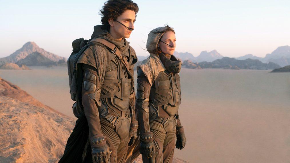 HBO Max va diffuser l'intégralité des films Warner Bros. 2021, y compris « Dune », « In the Heights »