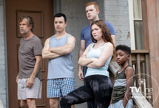 Shameless Boss présente le conflit pandémique des Gallaghers lors de la dernière saison et parle de la possibilité d'un mariage pour Lip et Tami