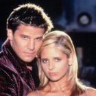 David Boreanaz de l'équipe SEAL sur le triangle amoureux de Buffy